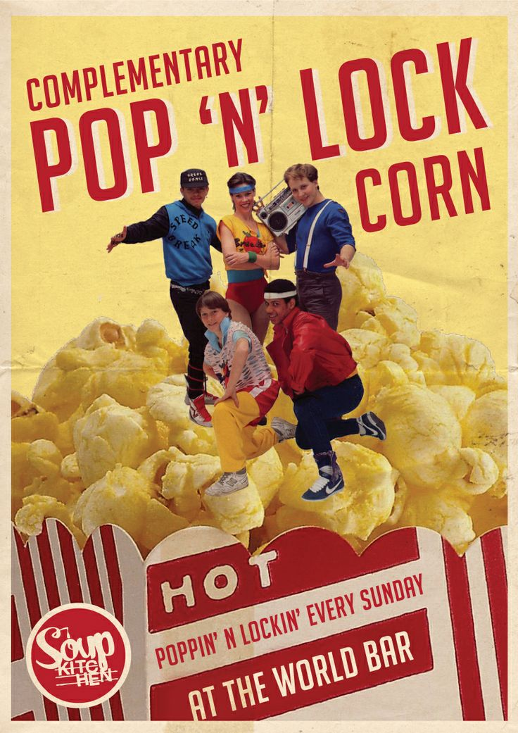 Pop 'n' Lock Corn