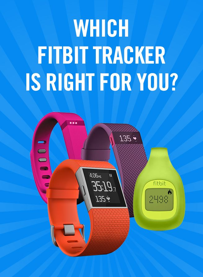 Find the best Fitbit Tracker for your lifestyle - BLINQ Bytes