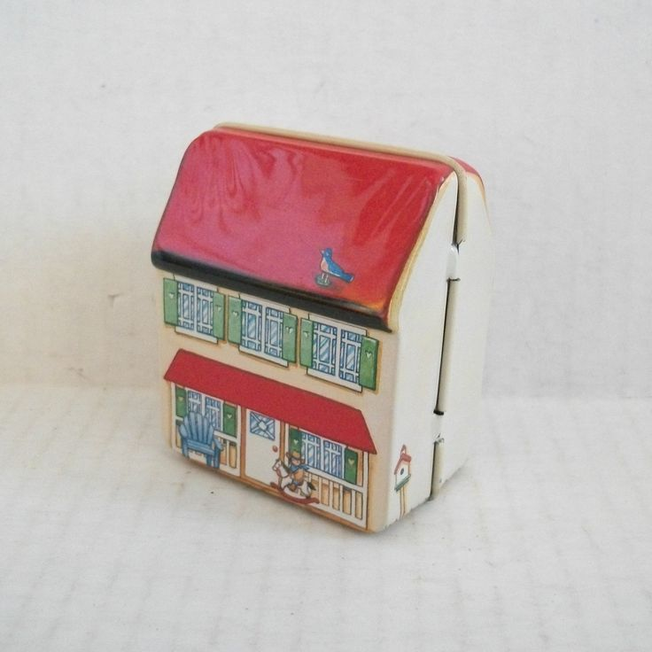 American Dollu0027s House Tin Small Elite Gift Boxes 1998 & 48 best Tin house images on Pinterest | Tin house Vintage tins ... Aboutintivar.Com