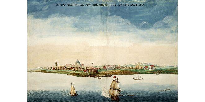Czy wiesz, że Nowy Jork nazywał się kiedyś Nowy Amsterdam?