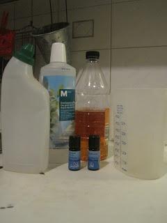 detergente WC  toilet cleaner