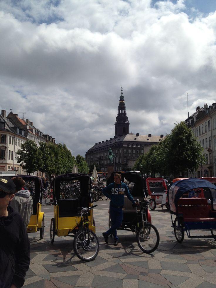 Stroget Bike Cabs