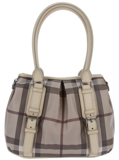 BURBERRY LONDON - Small Northfield tote 1
