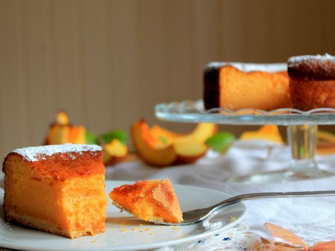 Receta Postre : Tarta de calabaza fácil por Eldragondelafresa