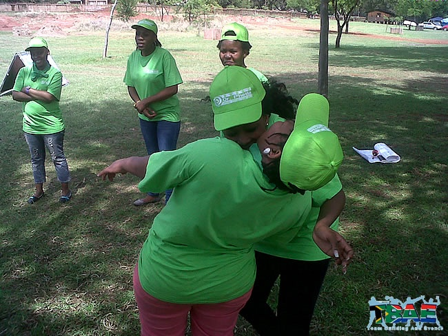 Dr Pethla's Medical Practise Team Building Event in Witbank Mpumalanga