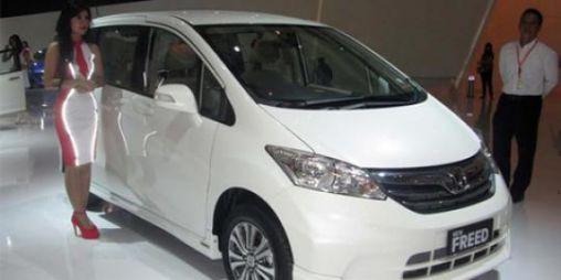Honda Freed diakui sebagai small MPV terbaik