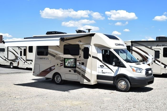 2017 Thor Motor Coach Compass 23TR - SWM1761 - New Class C RV for sale in Orchard Park, New York.