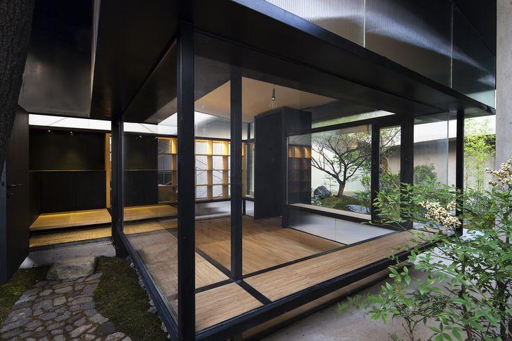 Gallery of Tea House in Li Garden / Atelier Deshaus - 1