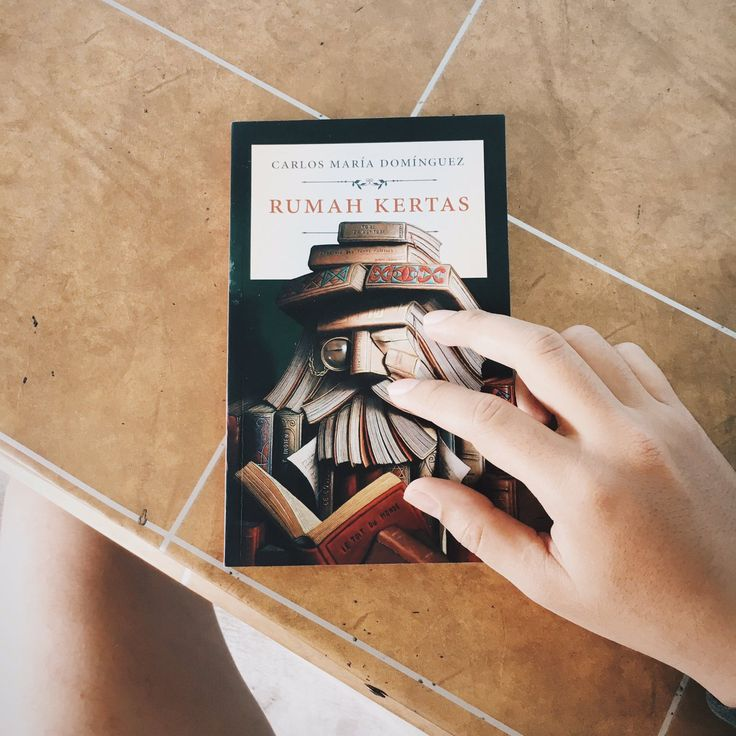 Rumah Kertas, Buku Tipis yang Menghantui