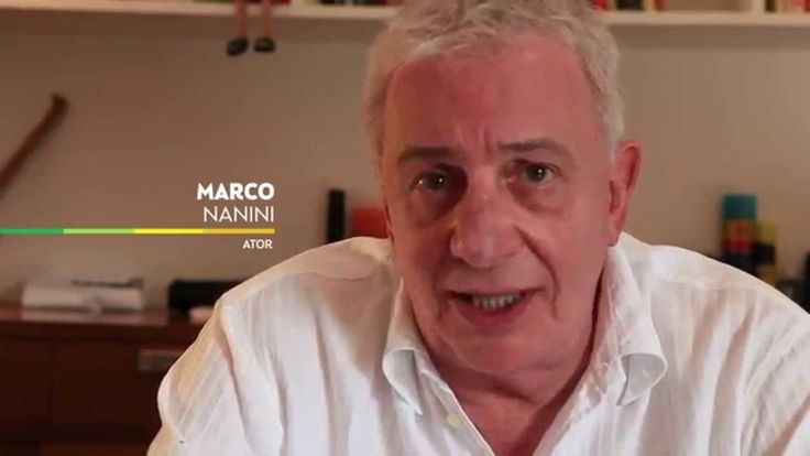 Marco Nanini apoia Marina