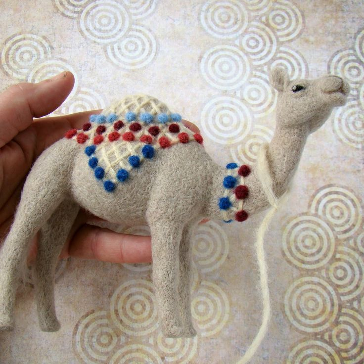 pepadana felting: camel                                                                                                                                                     More