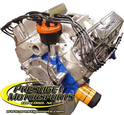 455Hp SB Ford Custom Turn Key 347 Stroker Crate Engine Complete Mustang Cobra
