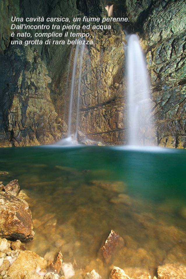 Grotte di Stiffe - San Demetrio ne' Vestini (AQ)
