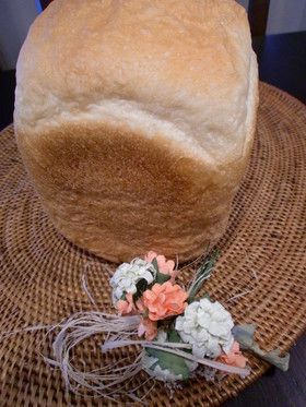 生イースト☆シンプル食パン