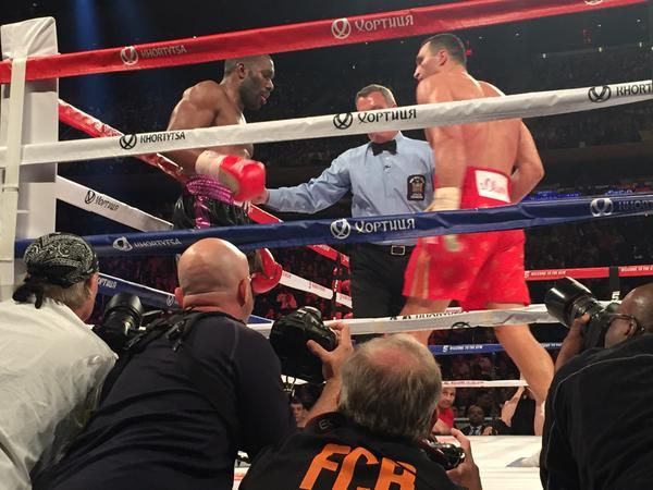 VIDEO: Wladimir Klitschko vs Bryant Jennings highlights