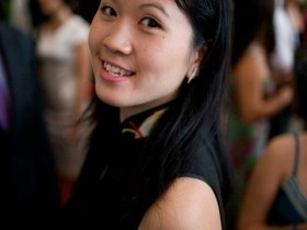 Felicia Wong was there during my recording sessions of Cantonese and Mandarin coaching me, syllable by syllable.