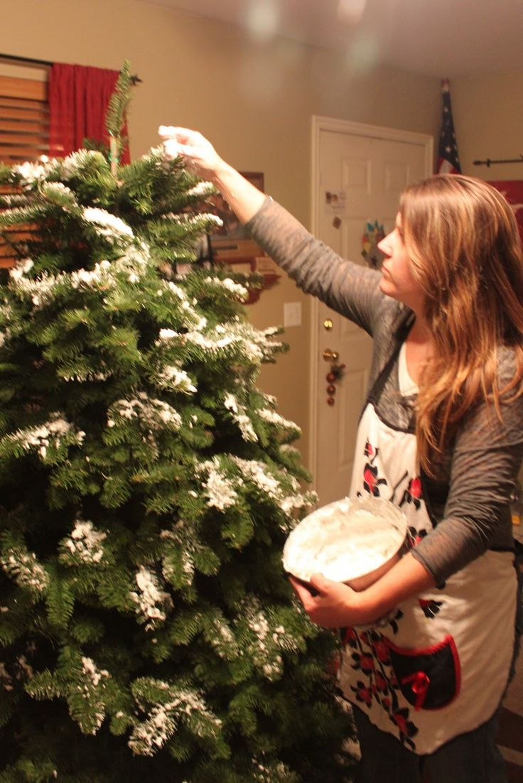 This year after buying our Christmas tree and starting to decorate it, I just felt it needed something.  I wanted something a little diffe...