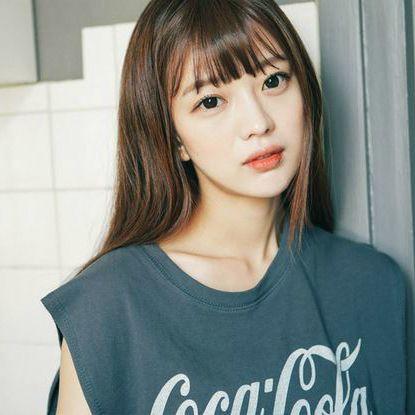 Korea fashion Wig shop [PINKAGE] Glam Bang Muse) Dorothy - Bang with tails type / Price : 32.34 USD #koreafashion #fashionwig #wig #womenwig #wigshop #OOTD #PINKAGE