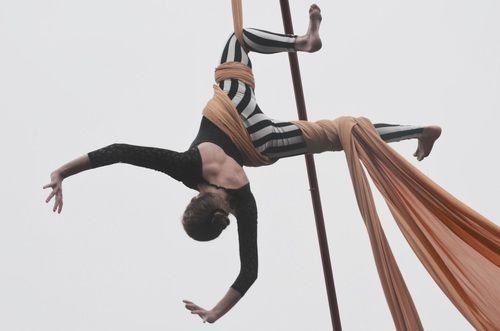 the night circus | the acrobat tent