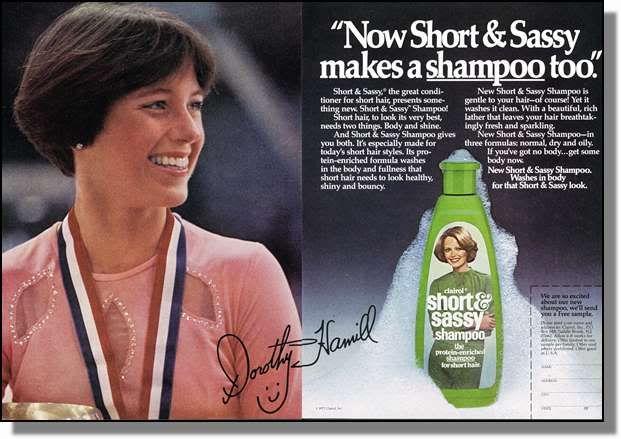 Dorothy Hamill: 70S Things, Hair Cut Shorts, Sassy Shampoos, Photo Ads, 1977 Dorothy, Dorothy Hamill, Shorts Sassy, Hamill Shorts, Hamill Hairstyles