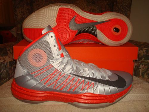 nike hyper basketball high top cross training shoes for men