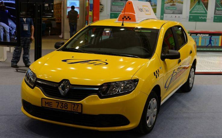 Самые популярные автомобили такси в России