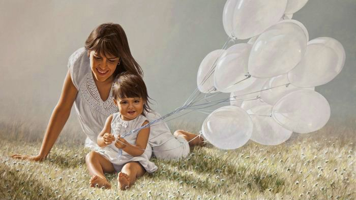 21 Beautiful Oil Paintings for Inspirations