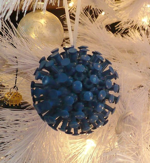 297 Best Images About Christmas Ornaments On Pinterest