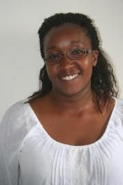 Meet YPARD mentor: Sarah Mukolwe | YPARD | Young Professionals for Agricultural Development