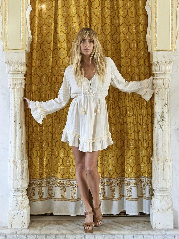 Kivari - Hawa Long Sleeve Dress