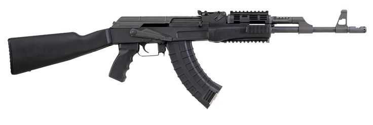Gun Digest reviews the Centurion AK-47 tactical firearm from Century Arms.Find our speedloader now!  http://www.amazon.com/shops/raeind