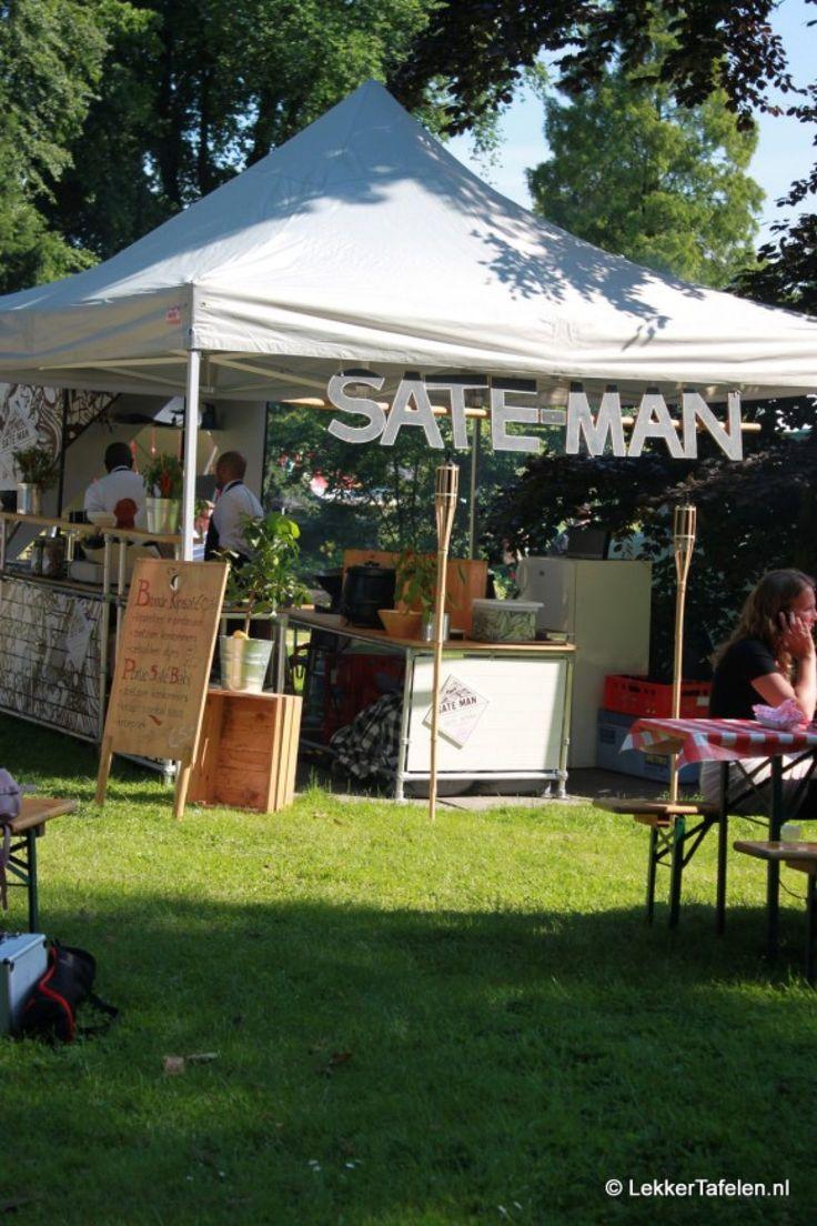 Foodtruckfestival TREK In Utrecht