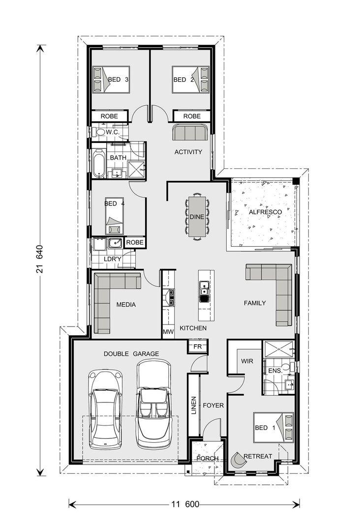 84 best floor plans images on pinterest floor plans house coolum 206 our designs new south wales builder gj gardner homes new south