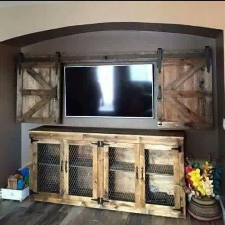 122 Cheap Easy And Simple Diy Rustic Home Decor Ideas 46: Best 25+ Rustic Entertainment Centers Ideas On Pinterest