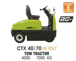 Clark CTX 40 Tow Tractor