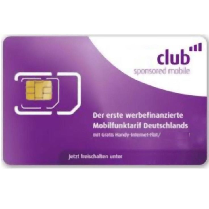 Kostenlose Simkarte gratis Internet Flatrate - Netzclub SIM ohne Schufa