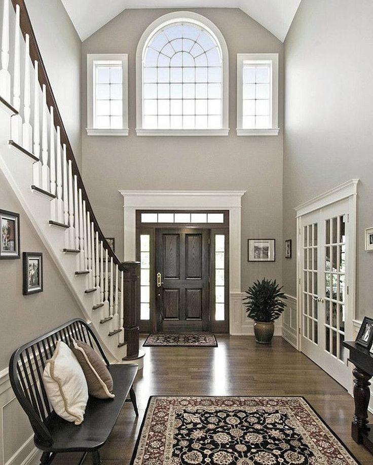 Elegant Mansion Foyers: 1000+ Ideas About Modern Foyer On Pinterest
