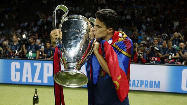 With @MarcBartra set for a move to #BorussiaDortmund, his brand value has increased by 15.42% #BVB #FCB