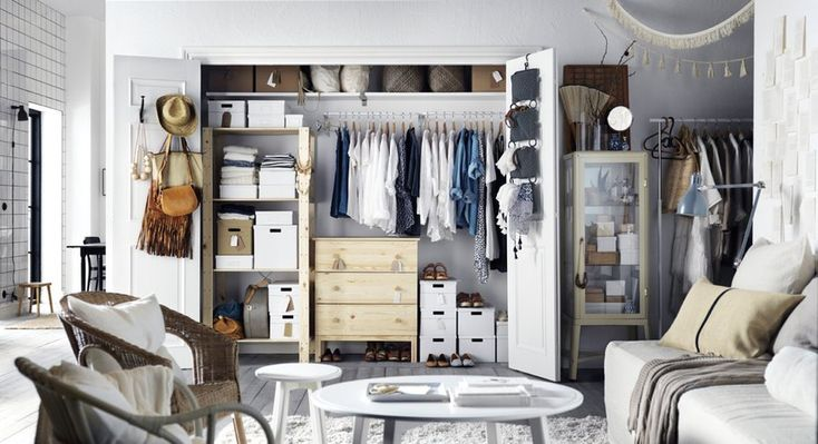 Los mejores vestidores de las blogger de moda