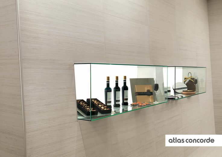 #SUNROCK travertino white | #AtlasConcorde | #Tiles | #Ceramic | #PorcelainTiles