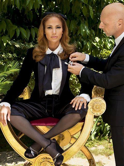ru_glamour: Дженифер Лопез в фотосессии Картера Смита