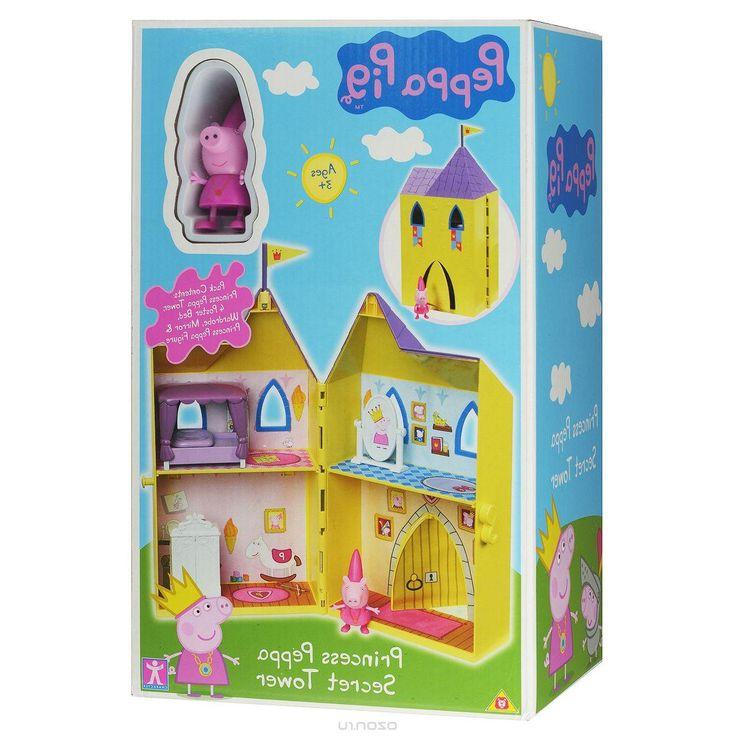 Игровой набор Peppa Pig Замок принцессы