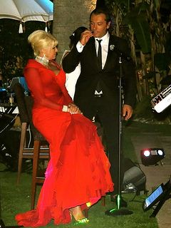 Ivana Trump & Rossano Rubicondi | by Cercle Editions