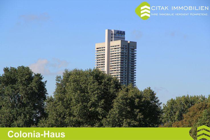 Köln-Riehl-Colonia-Haus
