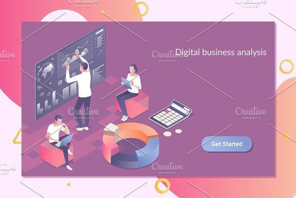 Business Analytics Technology Using Business Analysis Business Technology