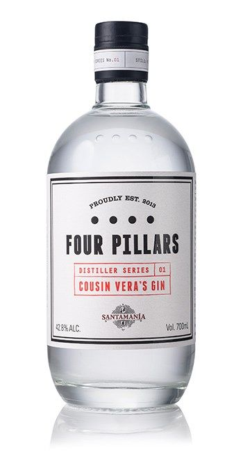 Cousin Vera's Gin