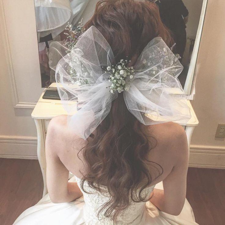 この画像は「がんばりすぎないが私らしい♡花嫁におすすめなヘアーセット」のまとめの5枚目の画像です。