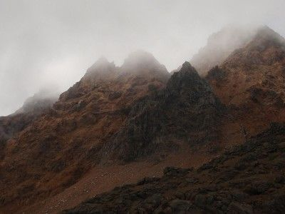 Mount Ruapehu - New Zealand