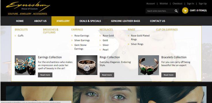 New On Going Website Design & Development Project.  http://www.eynesburyjewellery.com.au/ - Adelaide  Australia