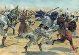 27 Kisah Perang di Zaman Rasulullah SAW - Silahkan di simak rincian peperangan yang pernah di laksanakan Nabi Muhammad SAW